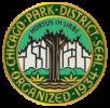 Chicago Park District Seal Logo