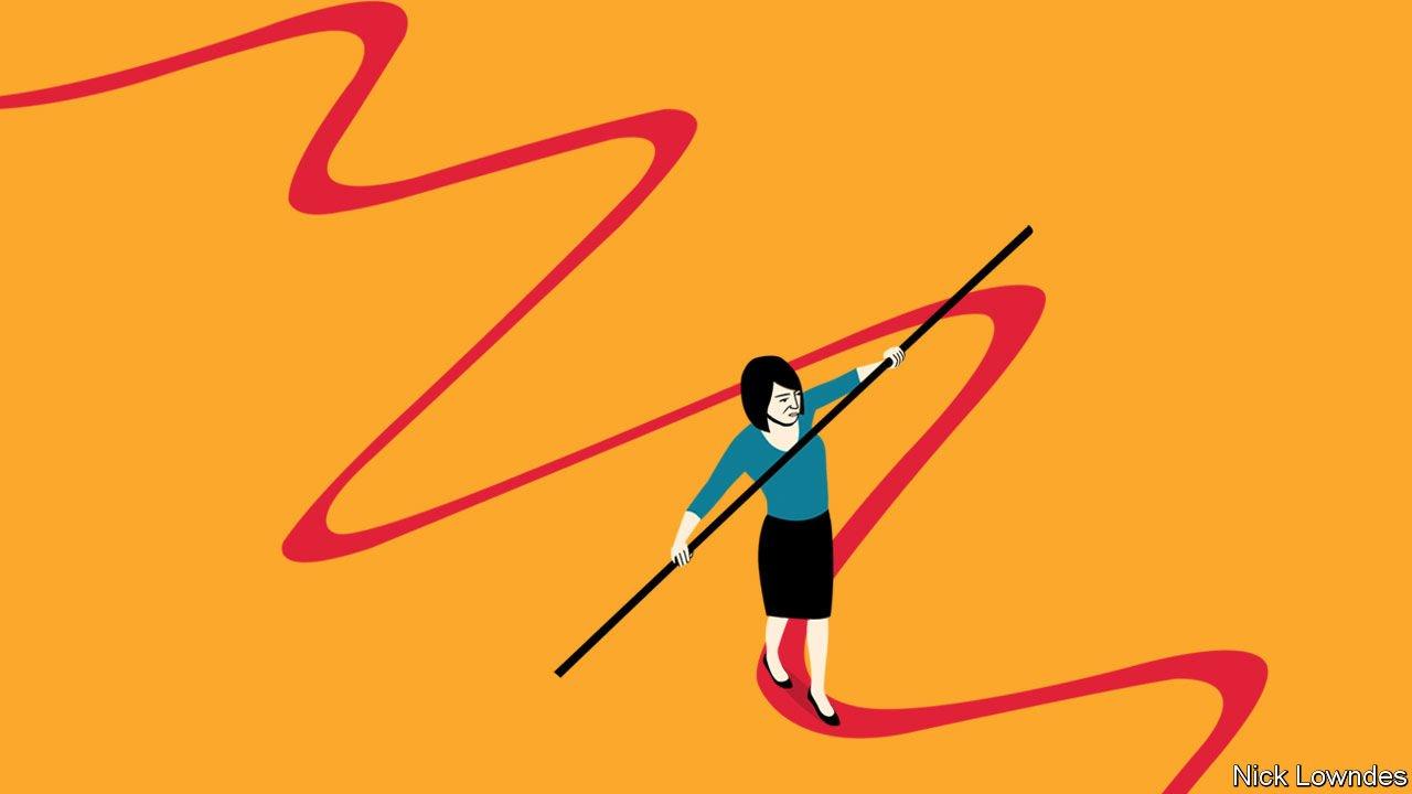 Likability & Leadership: The Female Double-Bind